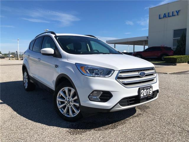 2019 Ford Escape SEL (Stk: S10532R) in Leamington - Image 1 of 24
