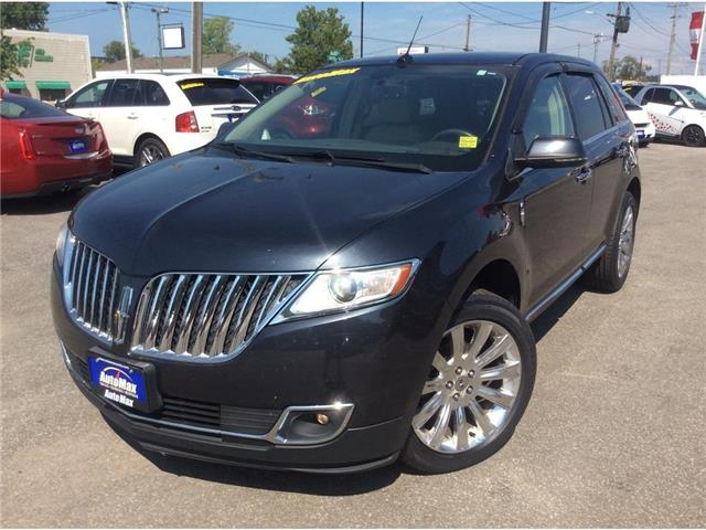 2014 Lincoln MKX Base (Stk: A9097B) in Sarnia - Image 1 of 30
