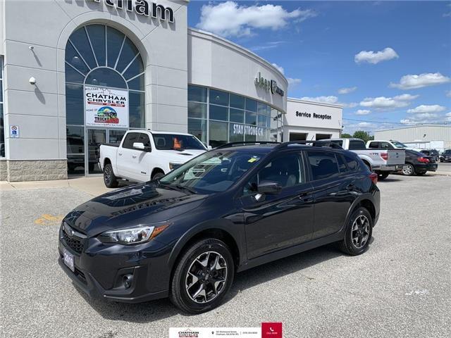 2019 Subaru Crosstrek  (Stk: N04246A) in Chatham - Image 1 of 23