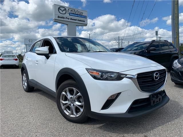 2019 Mazda CX-3 GS (Stk: W2435) in Waterloo - Image 1 of 1