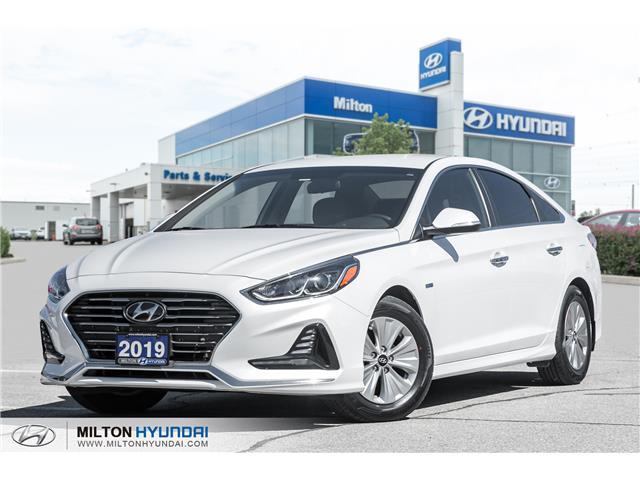 2019 Hyundai Sonata Hybrid Preferred (Stk: 090736A) in Milton - Image 1 of 19