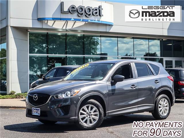 2014 Mazda CX-5 GX (Stk: 2310) in Burlington - Image 1 of 21