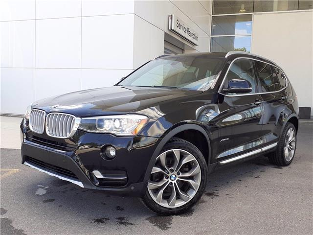 2017 BMW X3 xDrive28i (Stk: P9563) in Gloucester - Image 1 of 25