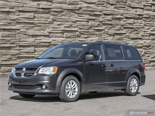 2020 Dodge Grand Caravan Premium Plus (Stk: L8066) in Hamilton - Image 1 of 28