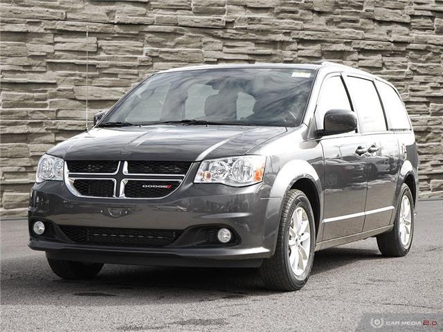 2020 Dodge Grand Caravan Premium Plus (Stk: L8040) in Hamilton - Image 1 of 28