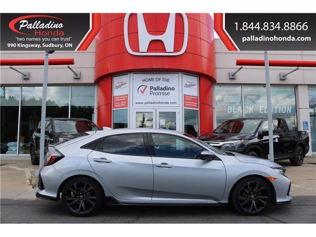 2017 Honda Civic Sport Touring (Stk: BC0077) in Greater Sudbury - Image 1 of 30