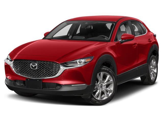 2021 Mazda CX-30 GS (Stk: N6057) in Calgary - Image 1 of 9