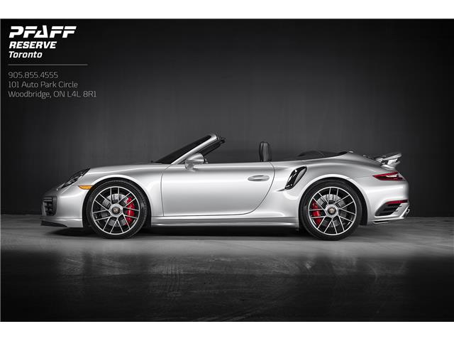 2018 Porsche 911 Turbo (Stk: ER0001) in Woodbridge - Image 1 of 20