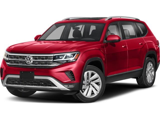 New 2021 Volkswagen Atlas 3.6 FSI Highline  - Saskatoon - Saskatoon Volkswagen