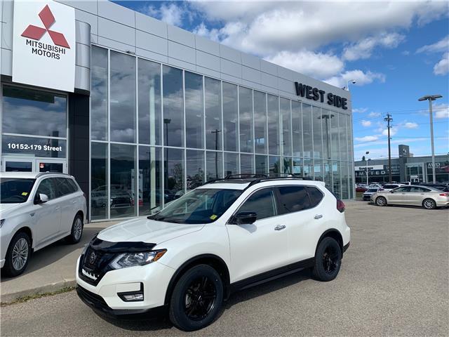2018 Nissan Rogue Midnight Edition (Stk: BM3882) in Edmonton - Image 1 of 30