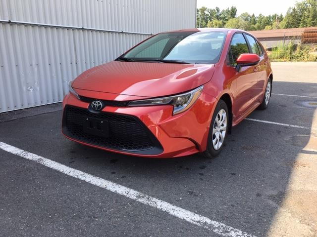 2021 Toyota Corolla LE (Stk: CX006) in Cobourg - Image 1 of 9