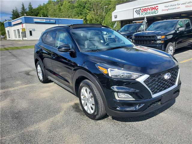 2020 Hyundai Tucson Preferred w/Sun & Leather Package (Stk: DF1847) in Sudbury - Image 1 of 19