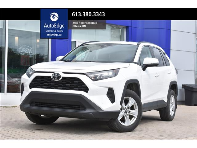 2019 Toyota RAV4 LE (Stk: A0273) in Ottawa - Image 1 of 29