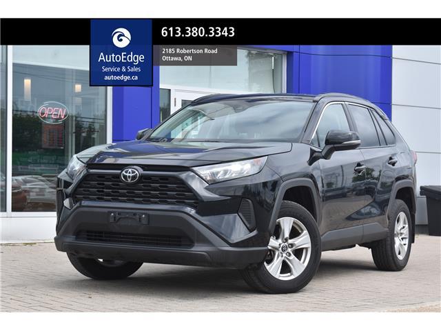 2019 Toyota RAV4 LE (Stk: A0282) in Ottawa - Image 1 of 29