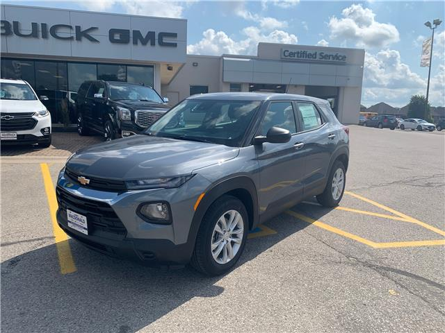 2021 Chevrolet TrailBlazer LS (Stk: 46680) in Strathroy - Image 1 of 6