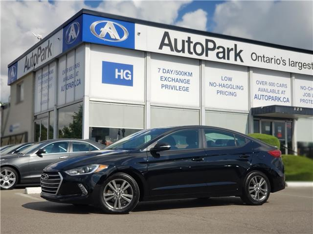 2017 Hyundai Elantra GL (Stk: 17-85384) in Brampton - Image 1 of 17