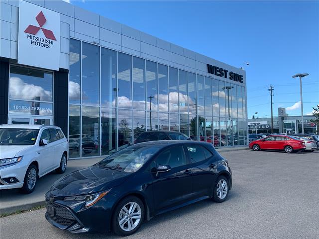 2019 Toyota Corolla Hatchback Base (Stk: BM3887) in Edmonton - Image 1 of 26