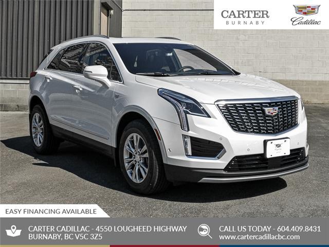 2020 Cadillac XT5 Premium Luxury (Stk: C0-76130) in Burnaby - Image 1 of 23