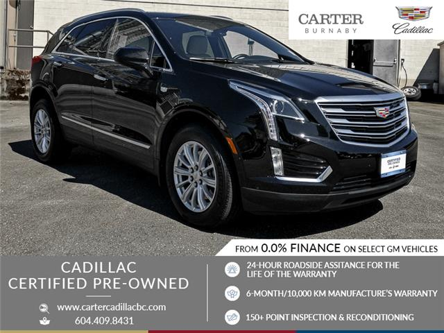 2018 Cadillac XT5 Base (Stk: C8-47331) in Burnaby - Image 1 of 24