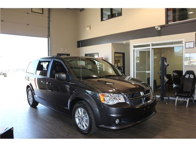 2020 Dodge Grand Caravan Premium Plus (Stk: LT040) in Rocky Mountain House - Image 1 of 30