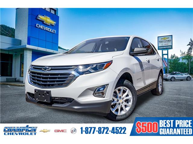 2019 Chevrolet Equinox LS (Stk: 19-199A) in Trail - Image 1 of 28