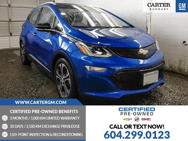 2017 Chevrolet Bolt EV Premier 1G1FX6S02H4157290 P9-62440 in Burnaby
