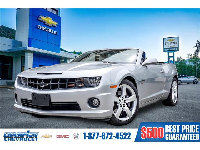 2011 Chevrolet Camaro SS (Stk: P20-97) in Trail - Image 1 of 27