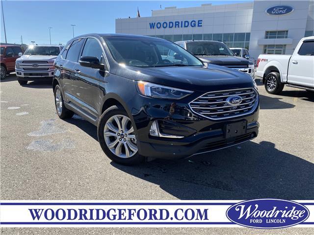 2019 Ford Edge Titanium (Stk: 17580) in Calgary - Image 1 of 23
