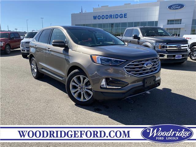 2019 Ford Edge Titanium (Stk: 17583) in Calgary - Image 1 of 23