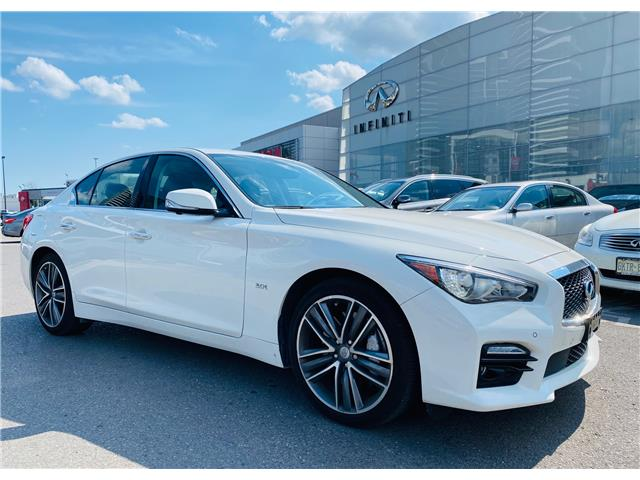 2017 Infiniti Q50 3.0T (Stk: ) in Thornhill - Image 1 of 2