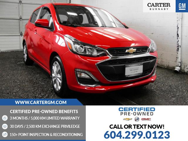 2019 Chevrolet Spark 1LT CVT (Stk: P9-61980) in Burnaby - Image 1 of 23