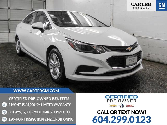 2017 Chevrolet Cruze LT Auto (Stk: C0-17971) in Burnaby - Image 1 of 23