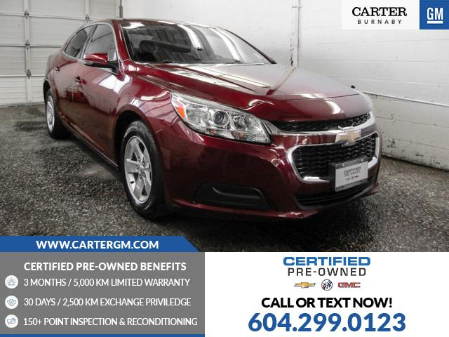 2015 Chevrolet Malibu 1LT (Stk: T0-97001) in Burnaby - Image 1 of 23