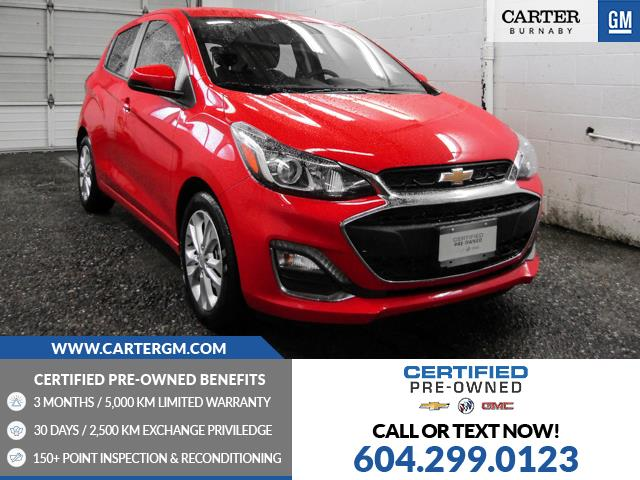 2019 Chevrolet Spark 1LT CVT (Stk: P9-61960) in Burnaby - Image 1 of 22