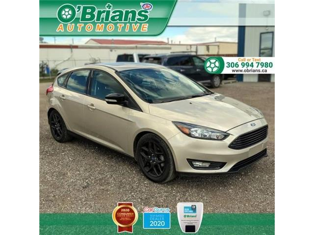 2017 Ford Focus SEL (Stk: 13447A) in Saskatoon - Image 1 of 21