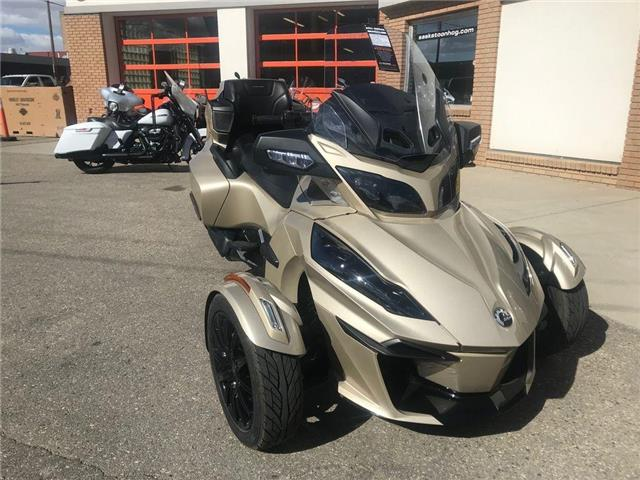 2018 Can-Am Spyder® RT Limited Chrome  (Stk: CAN-18-4312) in Saskatoon - Image 1 of 8