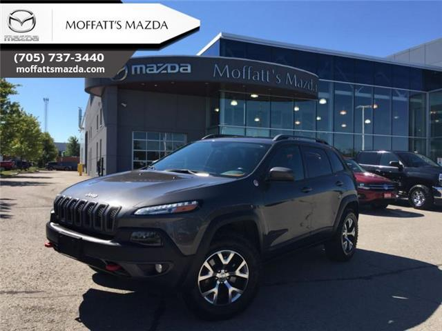 2014 Jeep Cherokee Trailhawk (Stk: 28544) in Barrie - Image 1 of 20