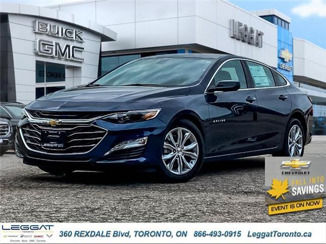 2020 Chevrolet Malibu LT (Stk: 143943) in Etobicoke - Image 1 of 25