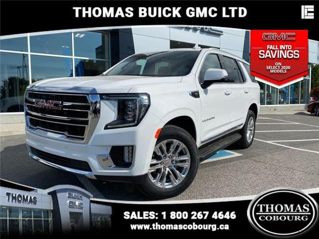 2021 GMC Yukon SLT (Stk: T35523) in Cobourg - Image 1 of 24