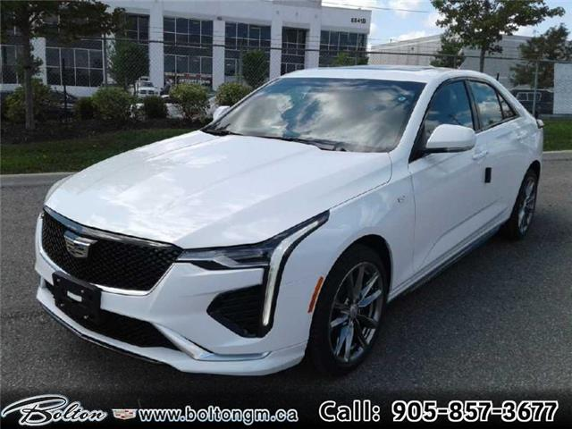 2020 Cadillac CT4 Sport (Stk: 152473) in Bolton - Image 1 of 15