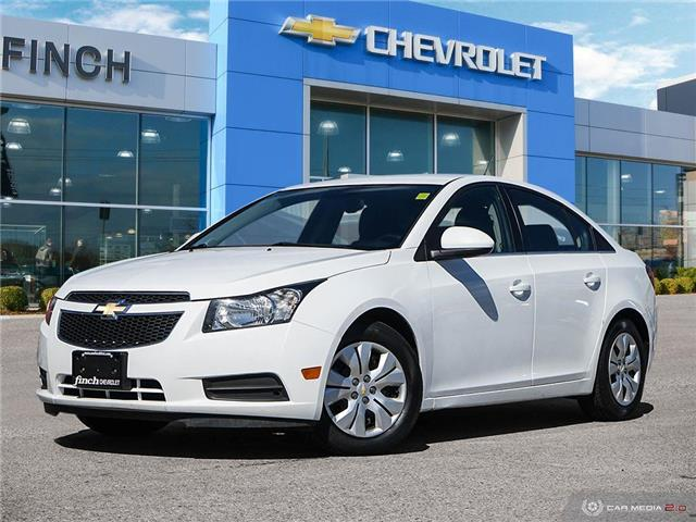 2013 Chevrolet Cruze LT Turbo (Stk: 151371) in London - Image 1 of 28