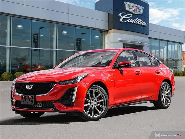 2020 Cadillac CT5 Sport (Stk: 151586) in London - Image 1 of 27