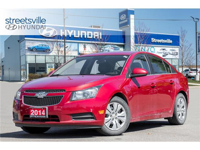 2014 Chevrolet Cruze 1LT (Stk: 20TU043A) in Mississauga - Image 1 of 17
