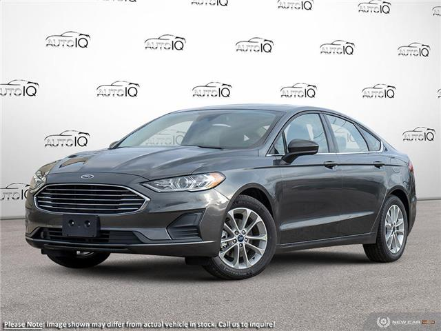 2020 Ford Fusion SE (Stk: 0N9960) in Kitchener - Image 1 of 23