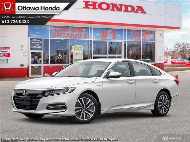 2020 Honda Accord Hybrid Base (Stk: 339300) in Ottawa - Image 1 of 21