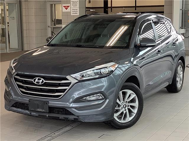2016 Hyundai Tucson Luxury (Stk: 1865A) in Kingston - Image 1 of 30