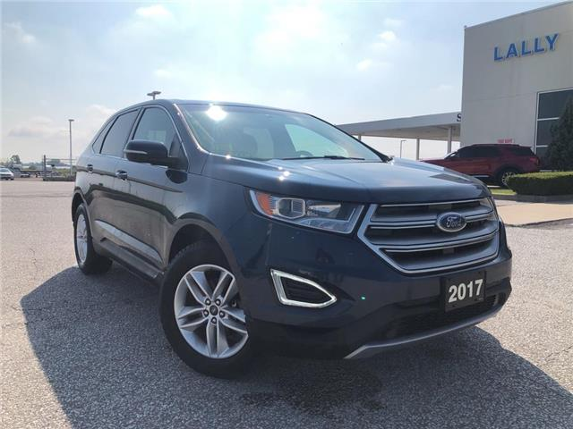 2017 Ford Edge SEL (Stk: S10539R) in Leamington - Image 1 of 23