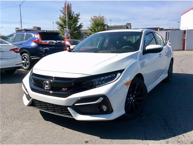2020 Honda Civic Si Base (Stk: 20-0611) in Ottawa - Image 1 of 25