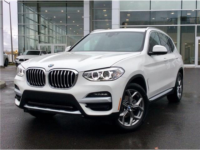 2021 BMW X3 xDrive30i (Stk: 14020) in Gloucester - Image 1 of 16