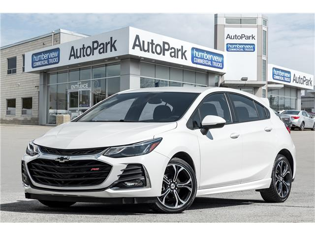 2019 Chevrolet Cruze LT (Stk: APR7535) in Mississauga - Image 1 of 20